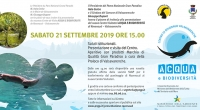 "Inauguration of the ""Acqua e Biodiversità"" Visitors Centre of the Gran Paradiso National Park"