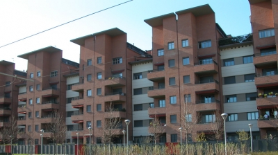 Housing in via Columella in Milan
