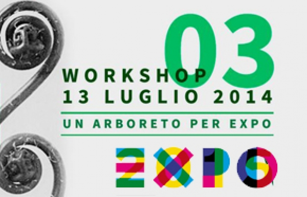 WORKSHOP. A Grove for Expo